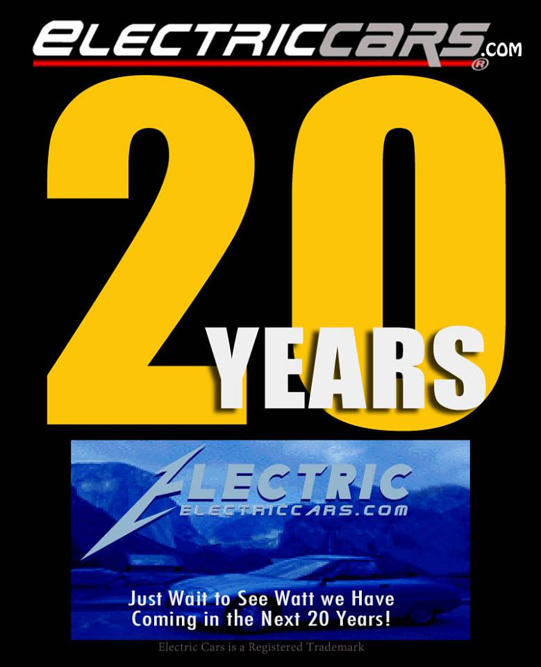 ElectricCars.com 20 years